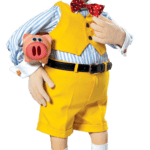Stingy LazyTown PNG