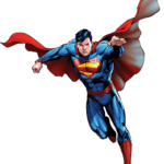 Superman Render PNG