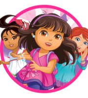 Dora and Friends PNG
