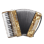 Accordion Sanfona PNG