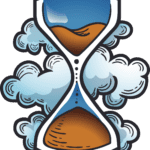 Hourglass Sands of Time Clock Ampulheta PNG