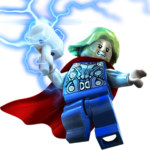 Lego Thor PNG