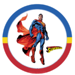 Tag Superman PNG