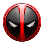 Círculo Deadpool PNG