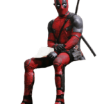 Deadpool PNG – Figura Deadpool