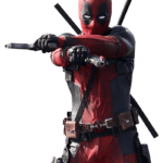 Deadpool PNG – Foto do Deadpool