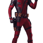 Figura Deadpool PNG