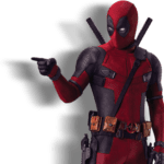 Foto de Deadpool PNG