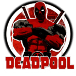 Logo do Deadpool PNG