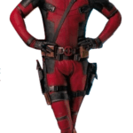 Pose Deadpool PNG