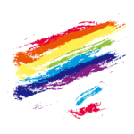 Rainbow Ink PNG