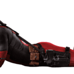 Super Deadpool PNG
