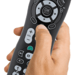 Arquivo Controle TV PNG