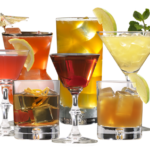Figura Cocktail PNG