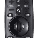LG Controle TV PNG