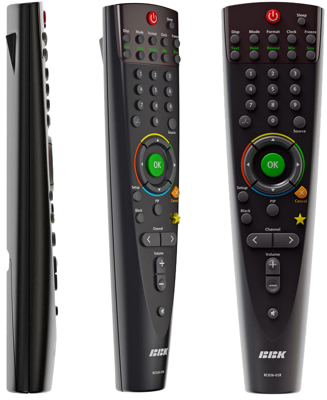 Controle TV PNG