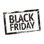 Logo Black Friday PNG