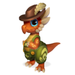 Tracht Dragon City PNG