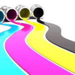 Cores CMYK PNG
