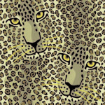 Animal Print Arte Almofadas Pet