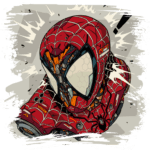 Arte Camisetas Spider Man