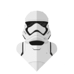 Arte Camisetas Storm Trooper 3