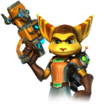 Arquivo Ratchet Clank PNG