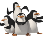 Clip Art Penguins Of Madagascar PNG