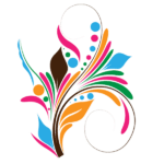 Desenho Abstract Flower PNG