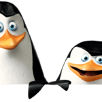 Disney Penguins Of Madagascar PNG