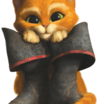Disney Puss in Boots PNG