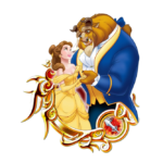 Foto Beauty And The Beast PNG