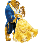 Imagem Beauty And The Beast PNG