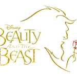 Imagem Logo Beauty And The Beast PNG