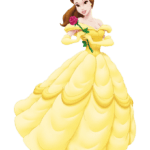 Princess Beauty And The Beast PNG