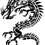 Sticker Dragon Tattoos PNG