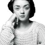 Clipart Maisie Williams PNG