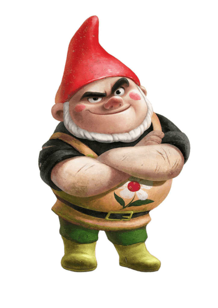 Gnome PNG