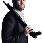 Sticker Jason Statham PNG