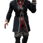 Desenho Dishonored PNG
