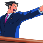Figura Ace Attorney PNG
