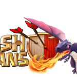 Logo Clash Of Clans PNG