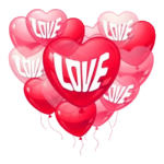 Arquivo Love Text PNG