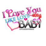 Clipart Love Text PNG