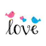 Photos Free Love Text PNG